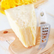 Parmesan — Stock Photo