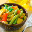 Royalty-Free Stock Photo: Fresh vegetable stew