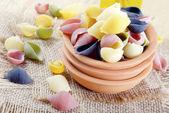 Color pasta — Stock Photo