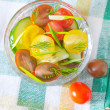 Salad with vegetables — Stock Photo #19902189