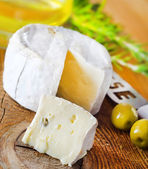 Italian cheese — Stock Photo