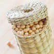 Stock Photo: Chickpeas