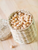 Chickpeas — Stockfoto