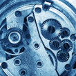 Clock gears — Stock Photo