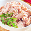 Salad with tuna — Stock Photo #21111939