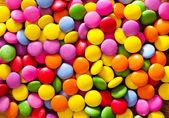 Caramelle di colore — Foto Stock