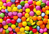 Färg godis — Stockfoto