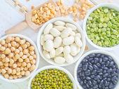 Color beans — Foto Stock