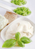 Mayonnaise — Stock Photo