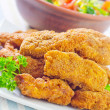 Nuggets - Stockfoto