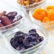 Dry fruits - Foto Stock