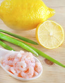 Shrimps — Foto de Stock
