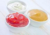 Sauces — Stock Photo