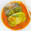 Dolma in a bowl — Stockfoto