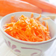 Grated carrot — Stock Photo #22958590