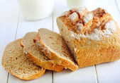 Bread sliced Bread — Stock Photo