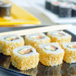 Sushi on a plate — Stock Photo #23507757