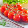 Stock Photo: Fresh tomato