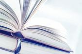 Open books — Fotografia Stock