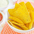 Nachos — Stock Photo #26344383