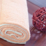 asciugamani — Foto Stock