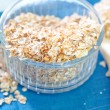 Oat flakes — Stock Photo #26830269