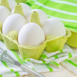 Raw eggs — Stock Photo #27243149