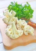 花椰菜白菜 — 图库照片