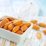 Almond — Stock Photo