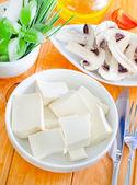 Tofu saboroso — Fotografia Stock