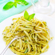 Pastwith pesto — Stock Photo #28356029