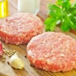 Burgers — Stock Photo #28906713