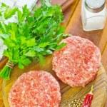 Burgers — Stock Photo #28906761