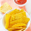 Sauces for nachos — Stock Photo #29296675