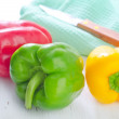 Color peppers — Stock Photo #29337299