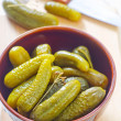 Stock Photo: Pickled
