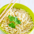 Stock Photo: Noodles