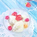 Ice cream — Stock Photo