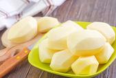 Raw potato — Stock Photo