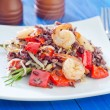 Rice with shrimps — Stock Photo #31277455