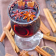 Glint wine — Stock Photo
