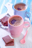 Cocoa drink — Stock Photo