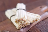 Rice noodles — Stock Photo