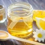 Honey and lemon — Stock Photo #32414495