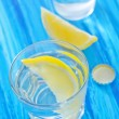 Water with lemon — Stock Photo #32584099