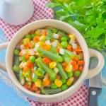 Mix vegetables — Stock Photo #32641369