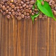 Coffee backgrounds — Stock Photo