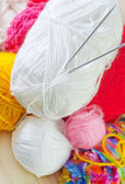 Knitting — Stok fotoğraf