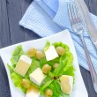 Camembert in plate — Foto de stock #33586535