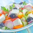 Greek salad — Stock Photo #33586919